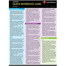 Quick Reference Card ― Criminal Law for Common Law States