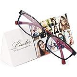 Livho Blue Light Blocking Reading Glasses,Readers Eyeglasses Anti Glare Eyestrain Lightweight for Men Women - LI1826