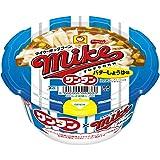 マルちゃん マイク・ポップコーン バターしょうゆ味 ワンタン 35g×12個
