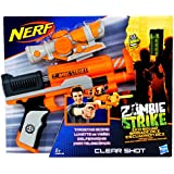 Nerf Zombie Strike Clear Shot ナーフゾンビストライククリアショット  並行輸入品