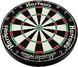 ハローズ ブリッスルダーツボード ダーツボード ハードオフィシャルコンペティション