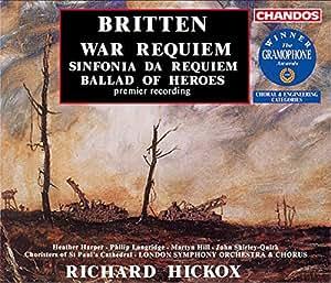 War Requiem/Ballad of Heroes/&