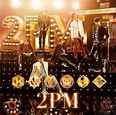 2PM「Burning Love」のジャケット画像
