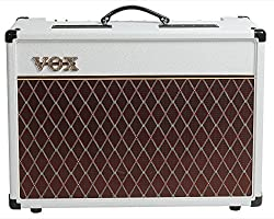 VOX AC15C1 WB フルチューブ ギターアンプ 限定カラー White Bronco