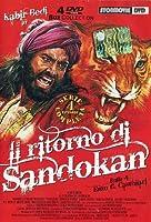 Il Ritorno Di Sandokan (4 Dvd) [Italian Edition]