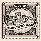 【国内正規輸入品】ERNIE BALL アーニーボール アコースティックベース弦 2070 Earthwood 80/20 Bass アースウッド ベース