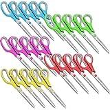 KUONIIY Scissors 20 Pack,8 Inch