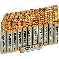 Amazonベーシック 乾電池 アルカリ 単4形 100個パック