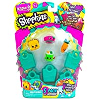 Shopkins Season 3 (5 Pack) Set 30 by Moose Toys [並行輸入品]