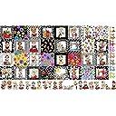 Loralie Designs Medley Sew Curious Panel:ロラライハリス ソーイングパネル 復刻版