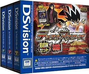 DSvision デュエル・マスターズ BOXセット(「スペシャルカード1枚」&「専用アダプタ」&「USB-RW」同梱)