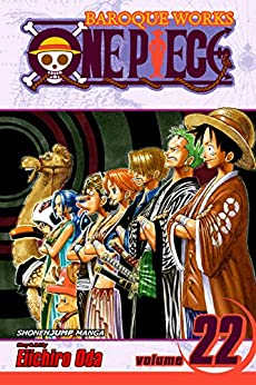One Piece, Vol. 22: Hope!! (One Piece Graphic Novel) by [Oda, Eiichiro]