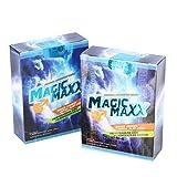 マジックマックス MAGIC MAXX ウェット ティッシュ 8枚入2箱セット