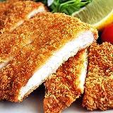 鳥肉 【 国産鶏肉 】 ロースカレー チキンカツ 3枚セット ヘルシー [ 無添加 ] 【 冷凍 】