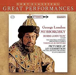 Scenes From Boris Gudonov: Great Performances