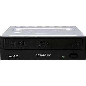 パイオニア SATA内蔵 BD-R 最大16倍速書込み ハニカム構造 BDXL対応 BD/DVD/CDライター ブラック ベーシックモデル BDR-209JBK