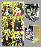 ペルソナ4 ザ・ゴールデン (完全生産限定版) 全6巻セット 全巻収納BOX付き /