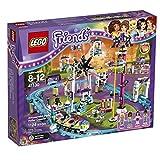 レゴ フレンズ 41130 遊園地 ジェットコー...