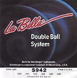 【 並行輸入品 】 LaBella S942 Steinberger (スタインバーガー) String Set