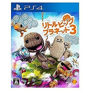 リトルビッグプラネット3 - PS4