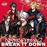 WITHOUT ME/BREAK IT DOWN 【通常盤】