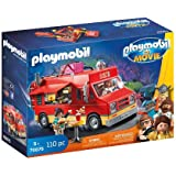 PLAYMOBIL 70075 Del's Food Truck,One Size,Multicolor