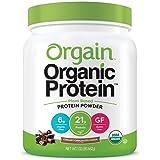 Orgain Organic Plant Protein Powder Chocolate 1.02lbs