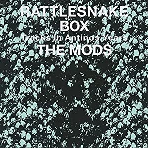 RATTLESNAKE BOX THE MODS Tracks in Antinos Years