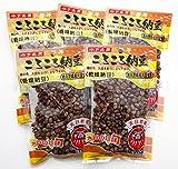 だるま食品 水戸名産 ころころ納豆 120g×5個パック(計600g)