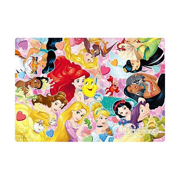 80ピース 子供向けパズル ディズニープリンセス...の商品画像