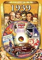 1939Flickback DVD Greeting Card : Great for誕生日や記念日