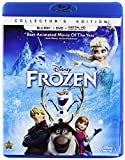 Frozen(Blu-ray+DVD)北米版 2014 [Import]