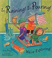 It's Raining It's Pouring!: We're Exploring! (Child's Play Library)