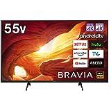 ソニー 55V型 液晶 テレビ ブラビア KJ-55X8000H 4Kチューナー 内蔵 Android TV (2020…