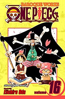 One Piece, Vol. 16: Carrying on His Will (One Piece Graphic Novel) by [Oda, Eiichiro]