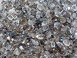 [テソロ]TESORO 天然石小原石ラフロックタンブルチップ ハーキマーダイヤモンド g売り 10g sr-hd-1