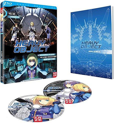 ヘヴィーオブジェクト コンプリート Blu-ray BOX 1/2 (第1話-第12話)[Import]