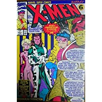 Xーmen 6 ジェノーシャの死闘 (マーヴルスーパーコミックス)