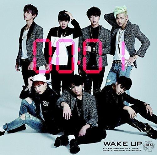 WAKE UP(通常盤)