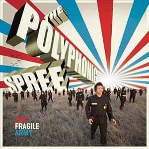 Fragile Army (Bonus Dvd)
