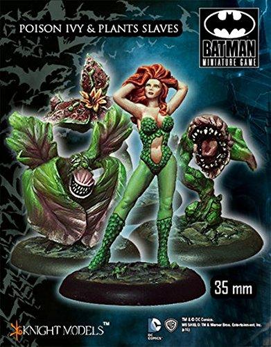 Poison Ivy & Plant Slaves - Batman Mini Game