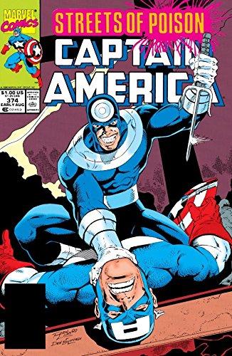 Download Captain America (1968-1996) #374 (English Edition) B00ZNZXXAQ