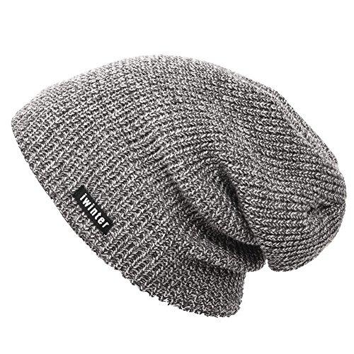 Yubier ニット帽 ワッチ キャップ ユニセックス帽子 ニットキャップ メンズ レディース 男女兼用 (全10色)
