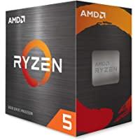 AMD Ryzen 5 5600X with Wraith Stealth cooler 3.7GHz 6コア / 12…