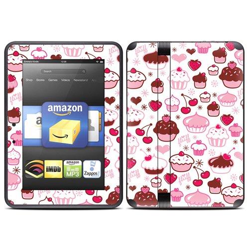 DecalGirl スキンシール Kindle Fire HD(2012年モデル)専用スキン - Sweet Shoppe