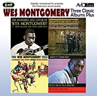 Four Classic Albums - Wes Montgomery by Wes Montgomery (2011-06-14)