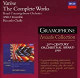 Varese: Complete Orch Works 画像