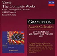 Varese: Complete Orch Works