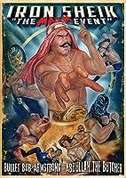 Iron Sheik: Maim Event Wrestling [DVD] [Import]