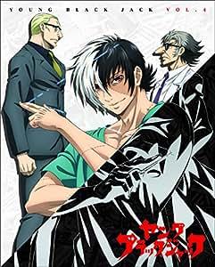 「ヤング ブラック・ジャック」vol.4 【Blu-ray 初回限定盤】